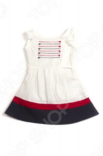 ForeNBirdie ������ Fore N Birdie Golf club printed poplin dress