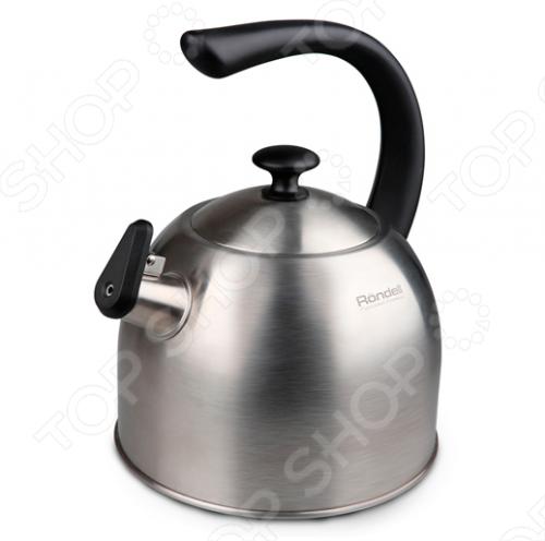 Чайник со свистком Rondell Haupt RDS-367 чайник со свистком 4 л rondell haupt rds 367
