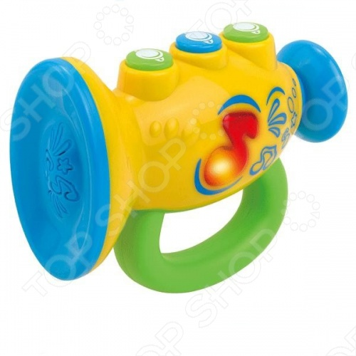 Пластиковая игрушка HAP-P-KID Труба настольные игры hap p kid пинбол домашние животные
