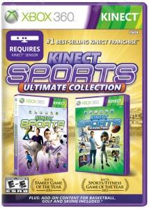 фото Игра для Xbox 360 Microsoft Kinect Sport Ultimate, Игры для игровых консолей