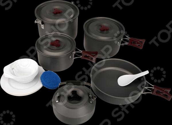 Набор портативной посуды FIRE-MAPLE FMC-212