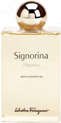 фото Гель для ванны и душа Salvatore Ferragamo Signorina Eleganza, Гели для душа
