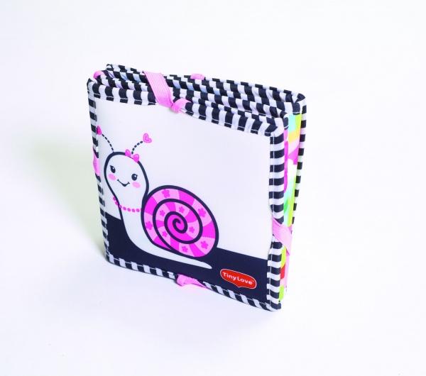 Игрушка-книжка Tiny love Моя принцесса развивающая игрушка tiny love текстурированая книжка подвеска лесное озеро 448