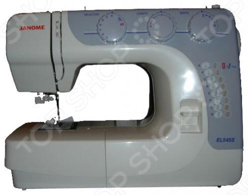 Швейная машина Janome EL545S швейная машина janome el545s