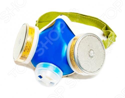 Респиратор РПГ-67 z01 создан для защиты органов дыхания от паров органических соединений бензин, керосин, бензол и его гомологи, спирты, эфиры, сероуглерод, анилин . Незаменим при выполнении покрасочных работ, создании строительных растворов и т.д. Прилагаются фильтры марки A .