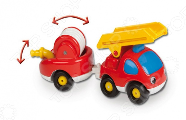 Пожарный мини-грузовик Smoby 211061