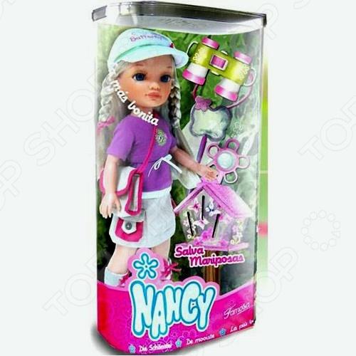 Famosa «Нэнси ловит бабочек» famosa кукла нэнси ловит бабочек