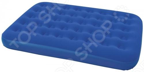 Кровать надувная 2-спальная Bestway 67002 кровать машина кровати машины радуга m056