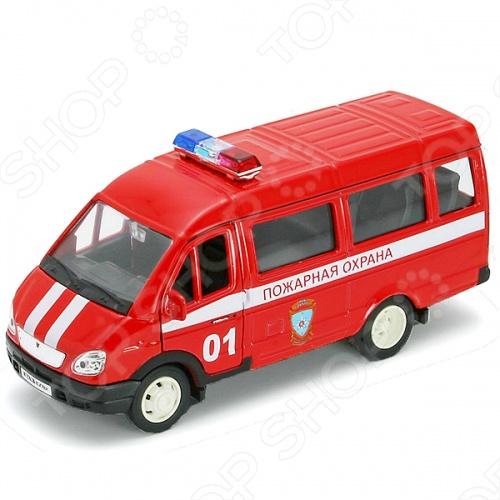 Welly «Пожарная охрана»