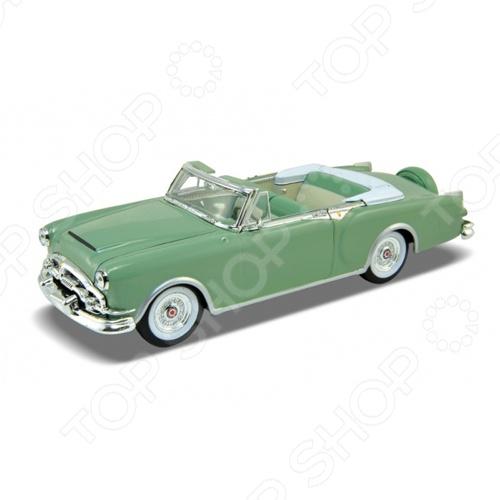 Модель автомобиля 1:24 Welly Packard Caribbean б у литые диски в колпино