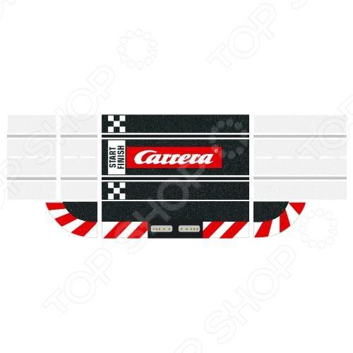 Дополнения к треку Carrera «Соединительная секция со стандартной прямой» дополнения к треку carrera прямая с возможностью смены полосы трассы