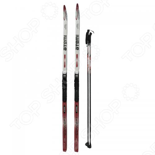 фото Комплект лыжный Atemi Concept, купить, цена