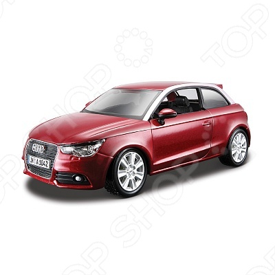 ������� ������ ���������� 1:24 Bburago Audi A1