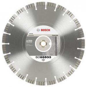 Диск отрезной алмазный для настольных пил Bosch Best for Concrete 2608602657