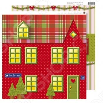 фото Бумага для скрапбукинга Rayher «Рождество», купить, цена