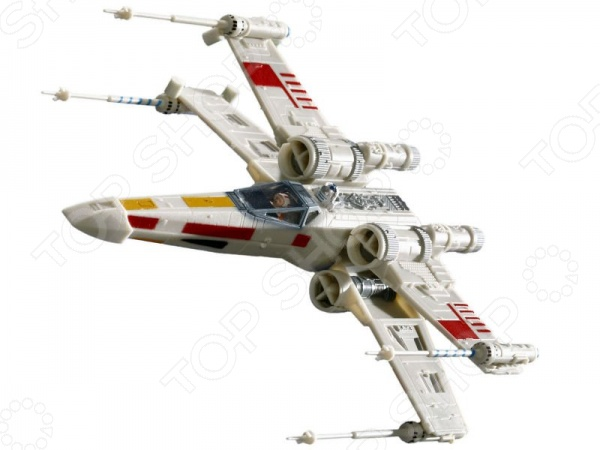 ������� ������ ������������ ������� Revell X-wing Fighter