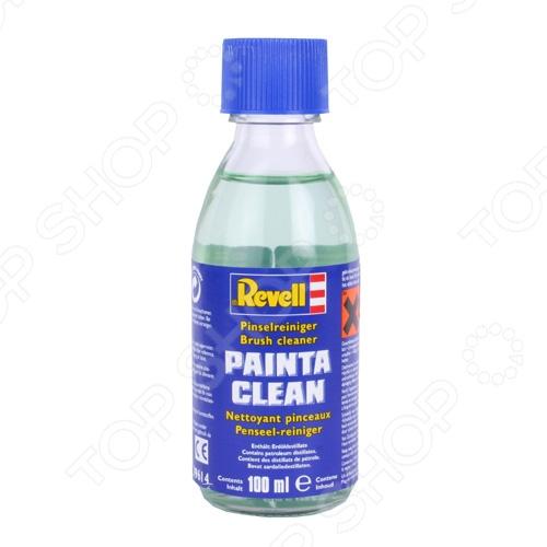 Средство для чистки кисточки Revell Painta clean набор melitta perfecl clean для чистки кофемашин 4006508