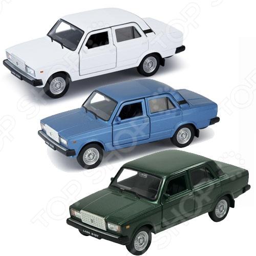 Модель автомобиля 1:34-39 Welly LADA 2107 куплю литые диски в крыму на ваз 2107