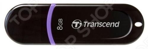 Флешка Transcend JetFlash Drive 300 8Gb usb флешка transcend 780 8gb ts8gjf780