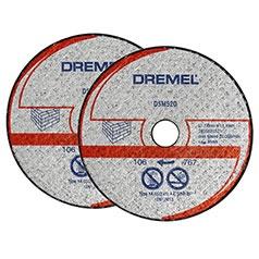 Диск отрезной для камня Dremel DSM520