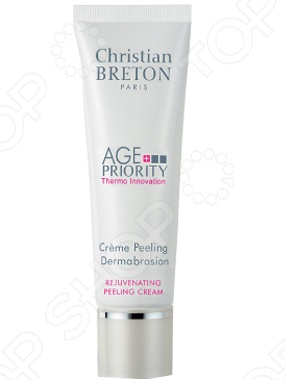 Набор косметический Christian Breton Paris Age Priority - Stop Surgery Peel Microabrasion