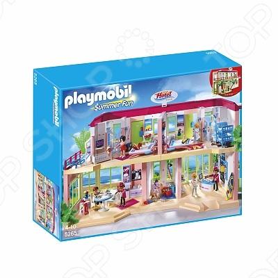 фото Отель:Большой мебелированный отель Playmobil 5265 5265pm, Другие виды конструкторов