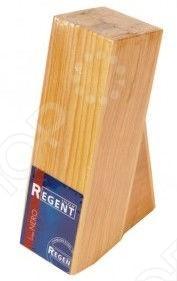 Подставка для кухонных ножей Regent 93-WB2-5S подставка для бумажного полотенца regent