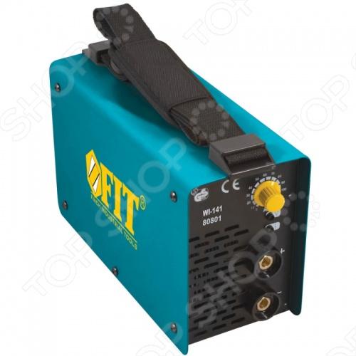 Аппарат сварочный инверторный FIT WI-121 позволяет сваривать цветной метал и сталь. Дуговой тип сварки. Компактный сварочный аппарат создан для ручной сварки и подойдет для малых предприятий и мастерских. Предусмотрено постоянное принудительное охлаждение. Минимальный сварочный ток 5 А, а максимальный 120 А. Мощность составляет 4600 Ватт.