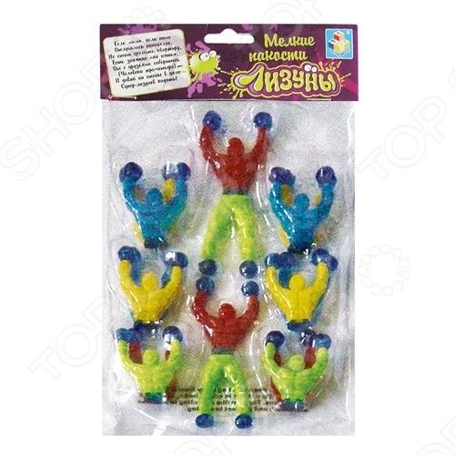 Игрушка-лизун 1 TOY Т52276 «Человек» Игрушка-лизун 1 Toy Т52276 «Человек» /