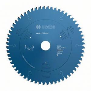 Диск отрезной для торцовочных и панельных пил Bosch Expert for Wood 2608642530 диск отрезной для торцовочных пил bosch optiline wood 2608640432