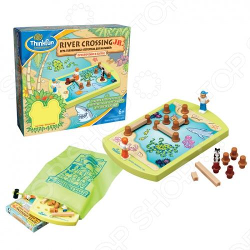 Игра-головоломка Thinkfun «Переправа для малышей»
