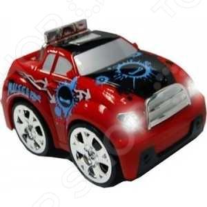 Автомобиль на радиоуправлении KidzTech Mini Racer kidztech kidztech радиоуправляемая машина nissan gtr черная