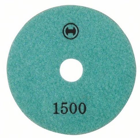 Набор дисков полировальных алмазных Bosch  полировальный круг bosch 1608612002