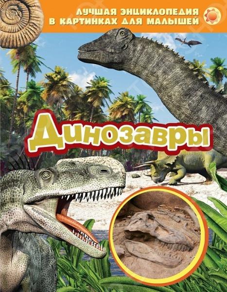 ДинозаврыДоисторическая жизнь. Динозавры<br>В раннем возрасте дети любят рассматривать картинки. Книги с яркими фотографиями познакомят малыша с техникой, автомобилями, с разными видами животных, дадут самые первые знания об окружающем мире. Познавай и открывай мир с ЛУЧШЕЙ ЭНЦИКЛОПЕДИЕЙ В КАРТИНКАХ ДЛЯ МАЛЫШЕЙ !<br>