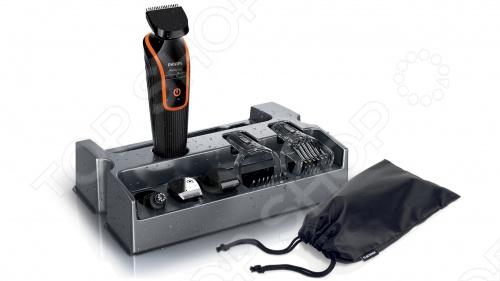 Стайлер универсальный Philips QG3340/16 триммер для бороды и усов philips qt 4015