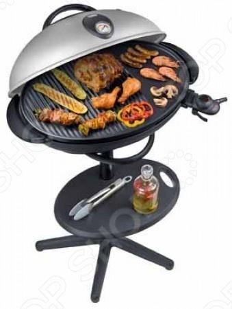 Гриль Steba VG 350 BIG BBQ Grill барбекю steba vg 120 bbq table grill