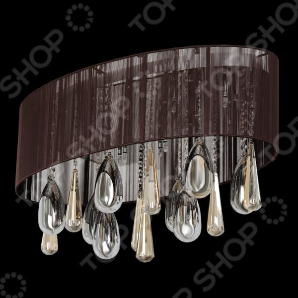 Люстра потолочная MW-LIGHT Жаклин 465010914Люстры потолочные<br>Люстра потолочная MW-LIGHT Жаклин 465010914 поможет создать желаемую атмосферу в помещении. Она рассчитана на 14 лампочек мощностью 20 Вт, которые легко осветят пространство до 16 кв.м. Потолочная люстра управляется с помощью выключателя. Каркас хромированный, выполнен из металла. Он великолепно сочетается с текстильным вишневым плафоном, делая люстру красивым элементом домашнего декора.Для люстры подойдут лампы с цоколем G4.<br>