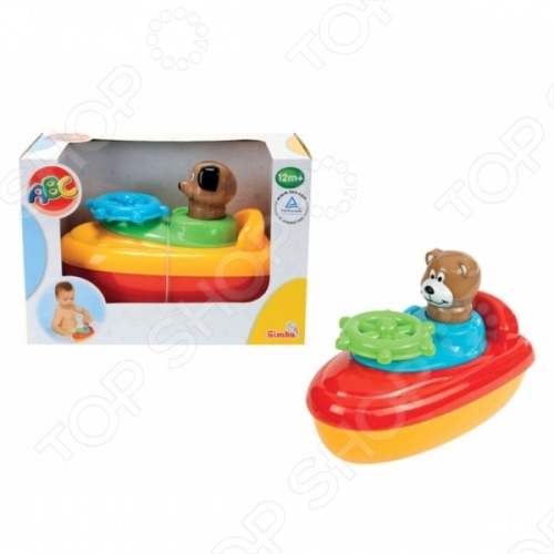 Лодка Simba игрушечная 4015657. В ассортименте