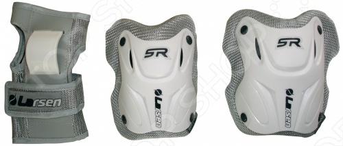 Защита роликовая Larsen P6W защита колена larsen 7706