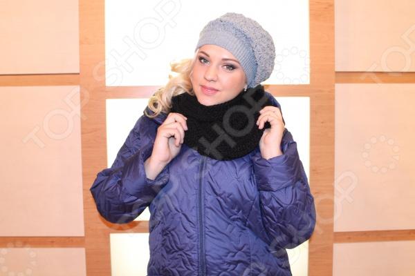 Снуд Milana Style Белла модный аксессуар, который не только дополнит ваш образ, но и поможет согреться в холодное время года. Вещь прекрасно сочетается с зимней одеждой.  Подходит женщинам любого возраста.  Вязка с оригинальным узором.  Мягкая вязанная ткань отлично сохраняет тепло, а также дарит комфорт и уют. Пряжа состоит на 30 из шерсти и на 70 из акрила. Снуд не вытягивается, не скатывается, формы от стирки не теряет.
