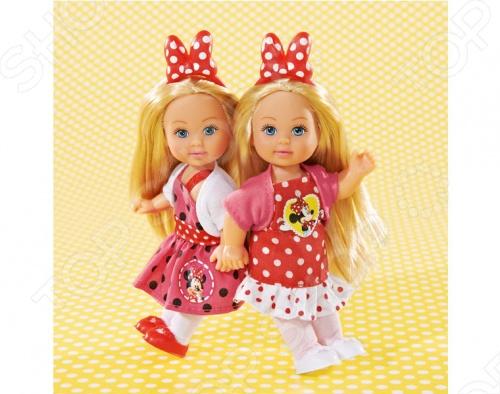 Кукла Еви с аксессуарами Simba Minnie Mouse