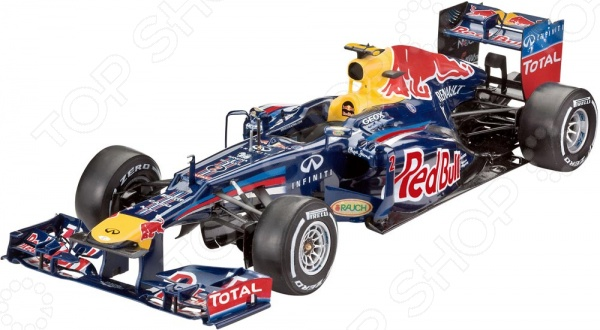 Сборная модель болида Revell Red Bull Racing RB8 «Sebastian Vettel»