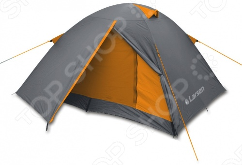Палатка 3-х местная Larsen A3 QUEST палатка 4 м larsen a4 quest