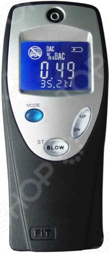 Алкотестер цифровой Fit168R
