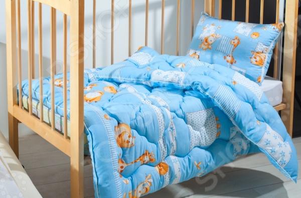 Одеяло детское Подушкино Лежебока лежебока одеяло всесезонное taylak