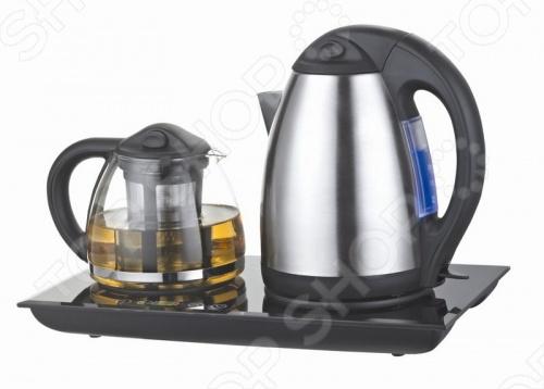С набором чайным Unit UEK-232 быстро вскипятив воду, вы сможете без труда заварить ароматный чай, желаемой крепости. Для большего аромата и улучшения вкусовых качеств чай можно подогревать перед каждым чаепитием. Набор идеален для безупречной сервировки вашего чаепития.