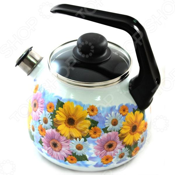 Чайник со свистком Vitross Fernanda 22413 чайник 2 6л со свистком съем крышка мв х12