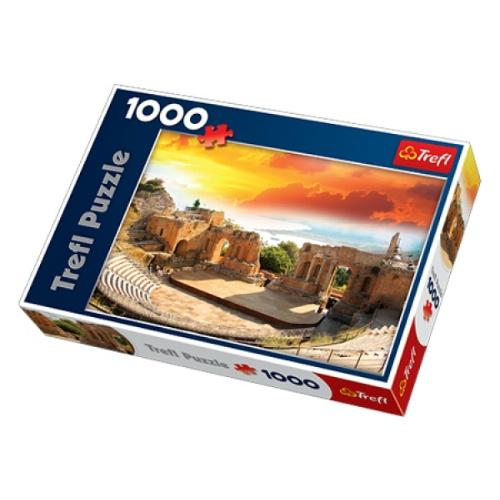 Пазл 1000 элементов Trefl «Сицилия»