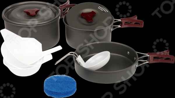 Набор портативной посуды FIRE-MAPLE FMC-202