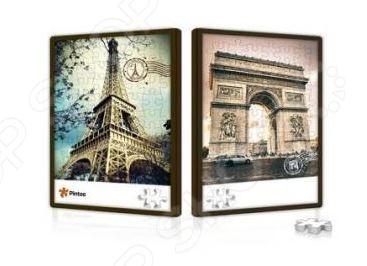 Пазл 3D Pintoo «Париж, Париж» авиарейсы в париж